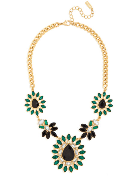 sunflower burst pendant baublebar