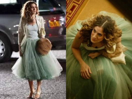 Carrie B Tulle